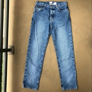 Vintage Calvin Klein High Rise Jeans